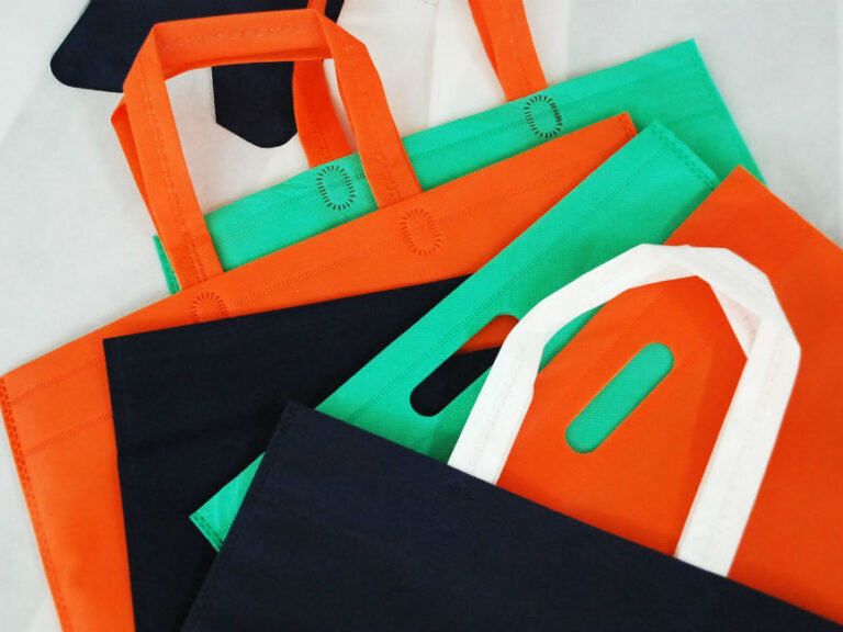Изготавливаем промо сумки