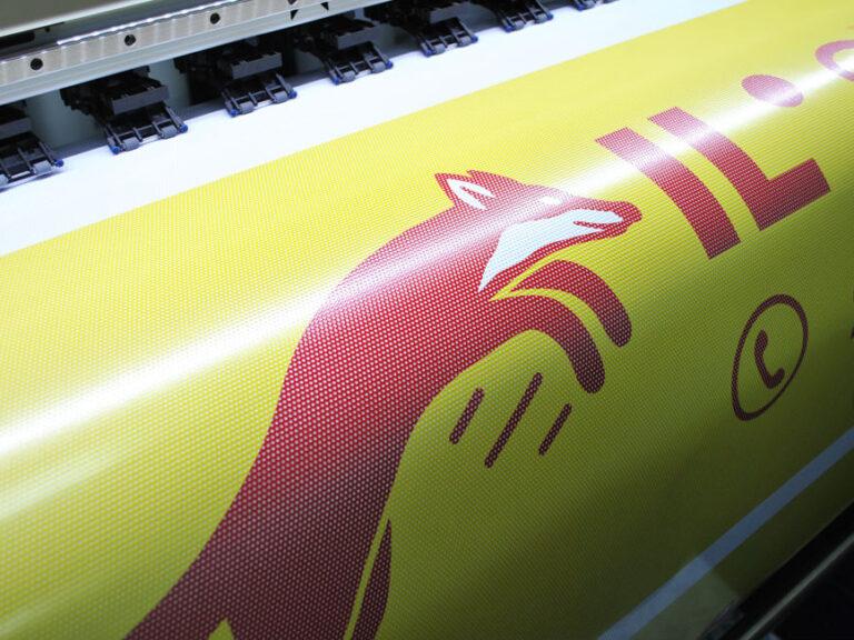 Широкоформатная печать, фото