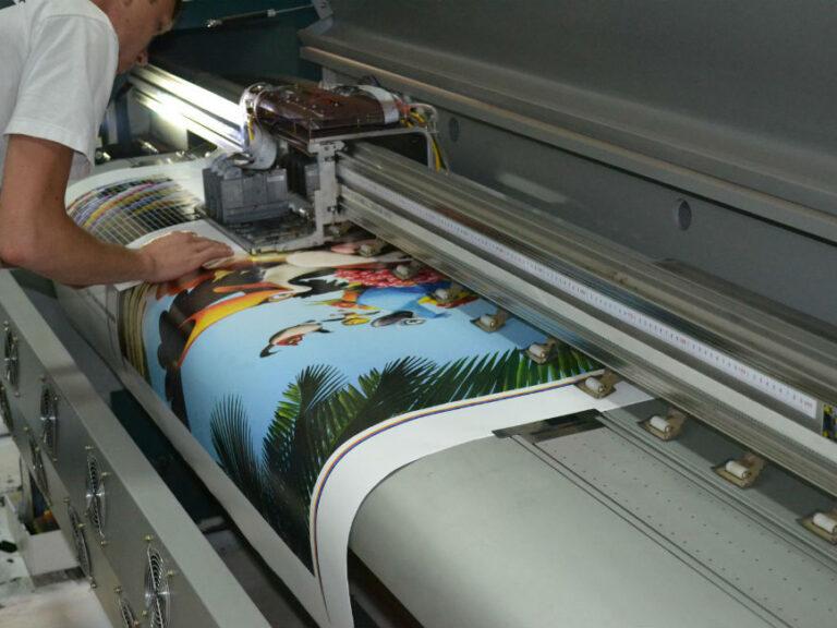 Широкоформатная печать на принтере фото