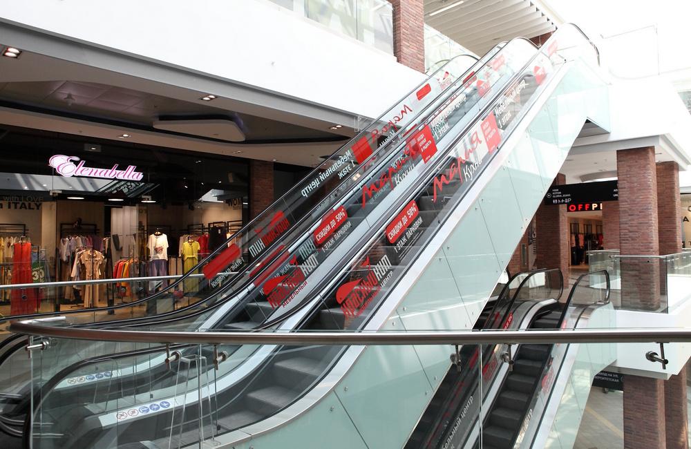 Оформим эскалаторы