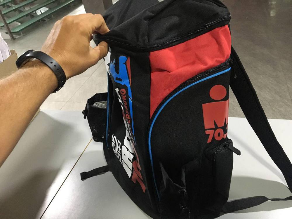 Рюкзак сувенир от IRONMAN